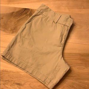2/$15 Loft Khaki Shorts